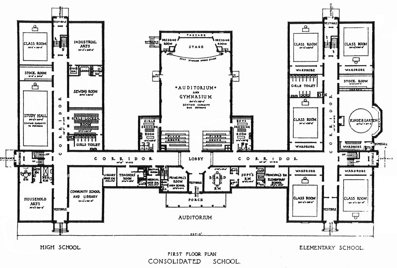 New School Buildings State Of Delaware on small house floor plans