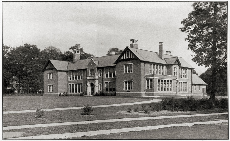 The Marshall School, 1930