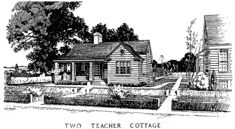 Two Teacher Cottage
